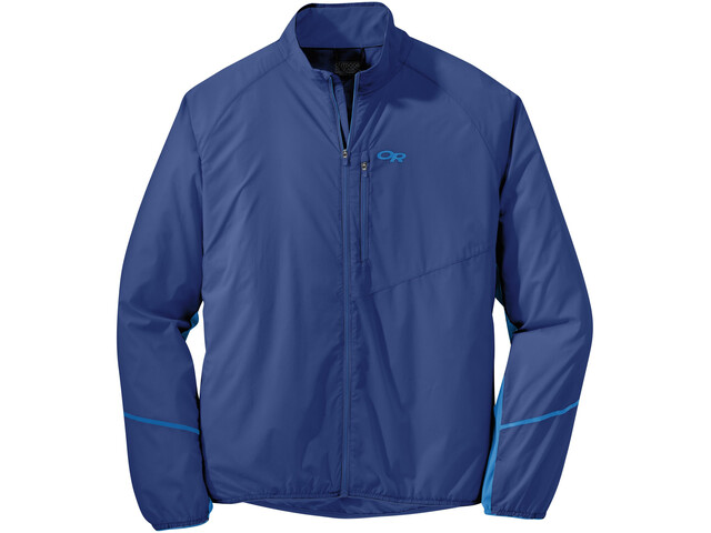 Outdoor Research Boost Jacket Herr baltic/glacier